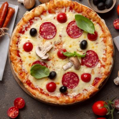 Pizza Arnaldo, Buca (Vali Rahmi Bey Mah.)