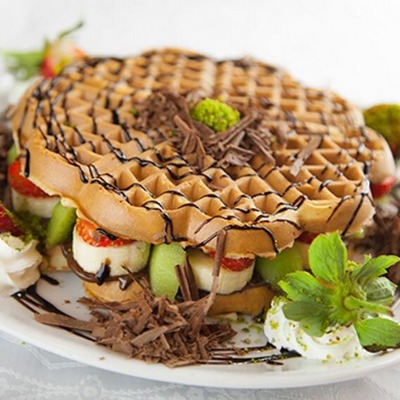 46 Edem Waffle, Karşıyaka (Bostanlı Mah.)