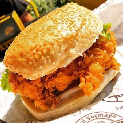 Chicker's Fried Chicken & Burger, Karşıyaka (Bostanlı Mah.)