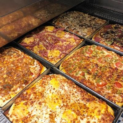Pizza Di Mamma, Karşıyaka (Bostanlı Mah.)