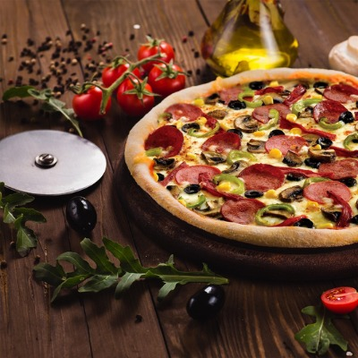 Spazzo İtalian Pizzeria, Karşıyaka (Bostanlı Mah.)