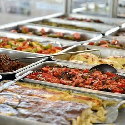 Lokal Mutfak, Bayraklı (Mansuroğlu Mah.)